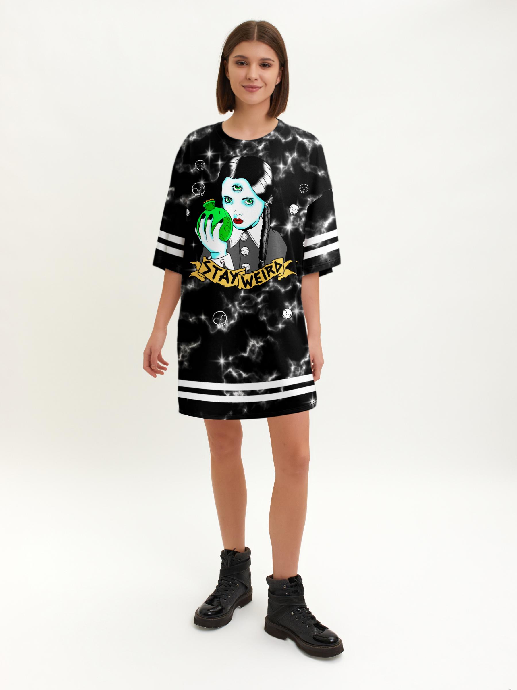 D4359 Платье VISAVIS женское  Grey 1